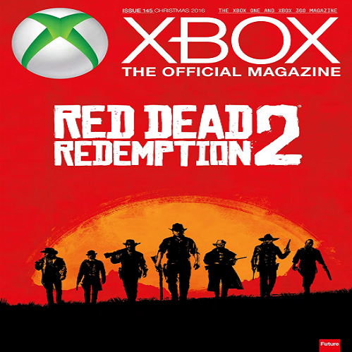 XBOX Official Magazine January 2017