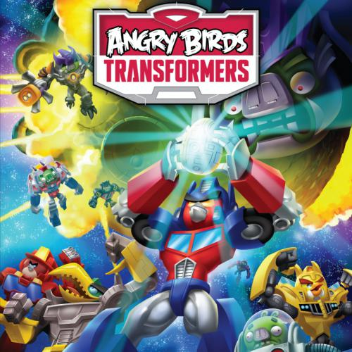 Angry Birds Transformers 1.23.3