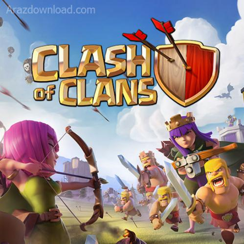 Clash-of-Clans-Arazdownload