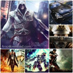 Arazdownload-Games-Wallpaper